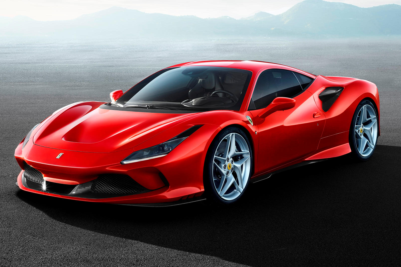 Ferrari F8 Tributo Revealed As The 488 GTB Replacement