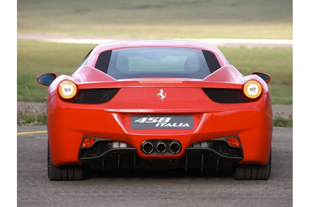 Even Ferrari Has Takata Trouble: 1,500 Californias, 458s, FFs Recalled