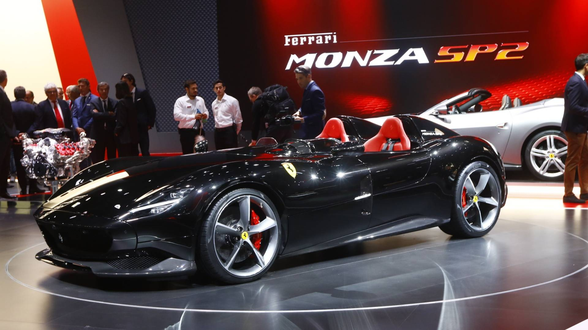 Ferrari Drops Stunning Promos For Monza SP1, SP2 Speedsters