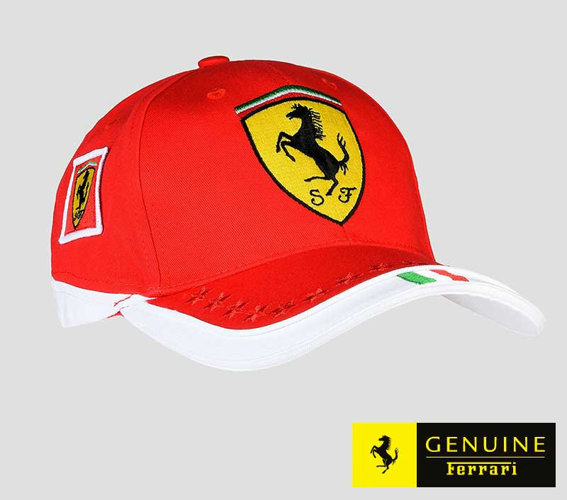 Scuderia Ferrari team red hat - 270055717