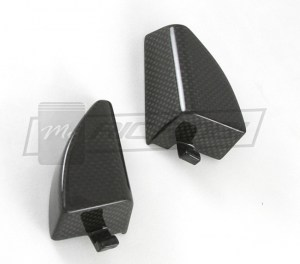 Carbon Fiber Inner Triangle Trim