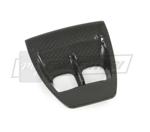 Carbon Fiber Surround For Power Rear Screen