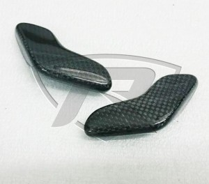 Ferrari 458 Carbon Fiber Seat Handle Covers